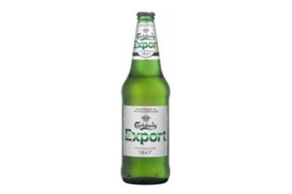 Carlsberg Export Bottle
